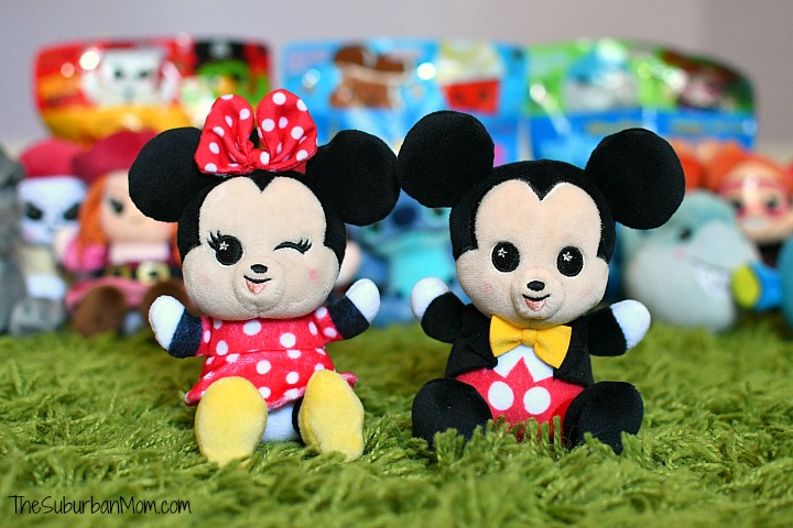 Mickey Minnie Wishables