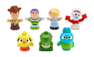 Toy Story 4 Figure Set by Little People