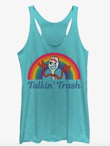 Toy Story 4 Trash Talking Shirt Women
