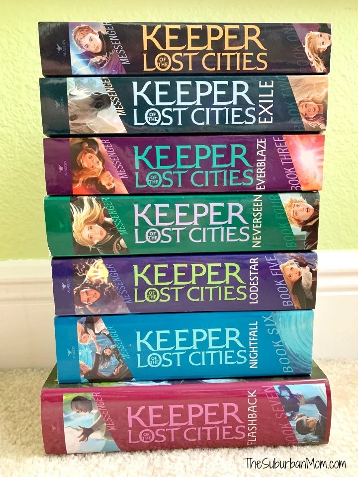 Keeper of the Lost Cities Books 1-7