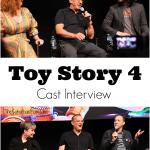 Toy Story 4 Interview Tom Hanks Tim Allen Keanu Reeves Tony Hale