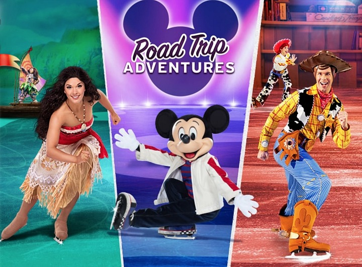Disney On Ice Road Trip Adventures Coupon Code