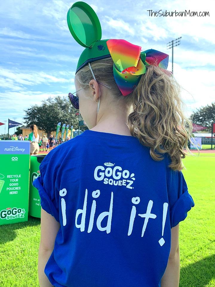 runDisney Kids Races Shirt
