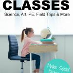 Virtual Homeschool Classes
