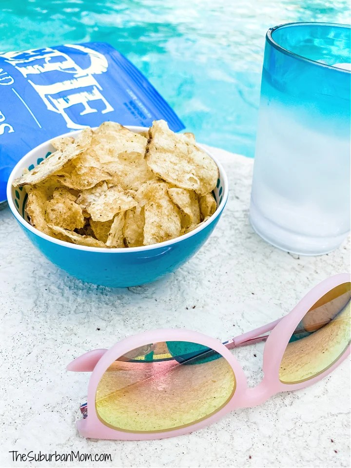 Poolside Snack