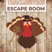 Thanksgiving Virtual Escape Room