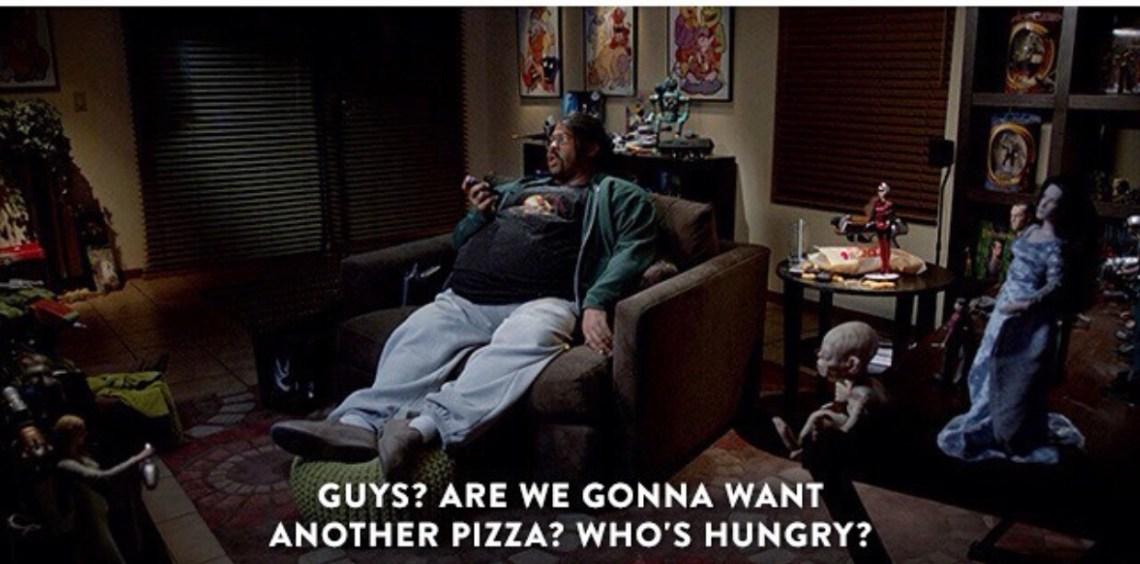 Key & Peele Pizza Order