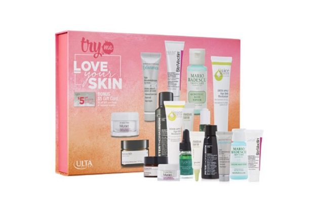Ulta Winter Prestige Skincare Kit and Review