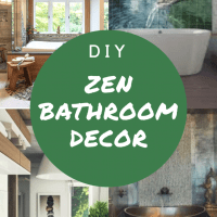 Bathroom Decor: Make It Zen