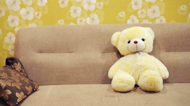 create a cozy spot for children
