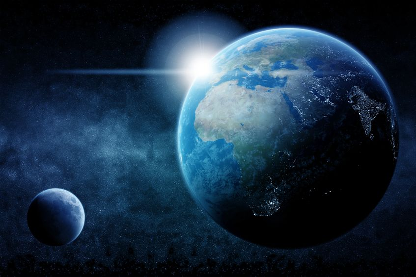Ascension: Is the Earth Dividing?