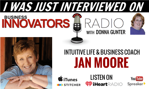 Jan Moore on Business Innovators Radio