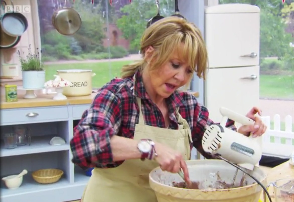Great Comic Relief Bake Off: The Best Bits – The Sun
