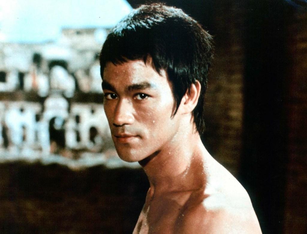 Bruce Lee publicity portrait, 1972