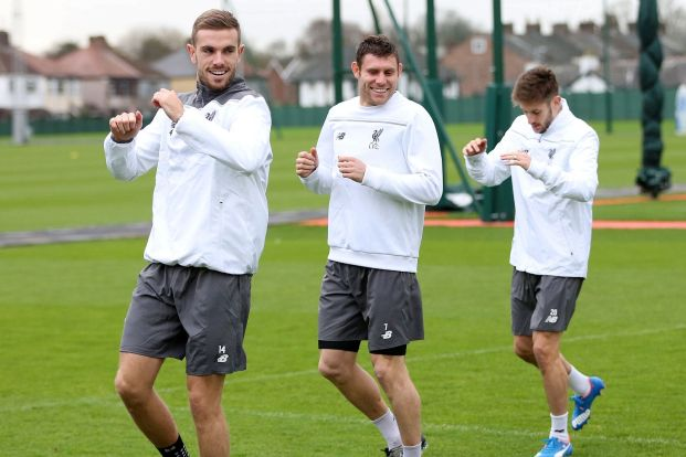 James Milner and Jordan Henderson are set to return from injury