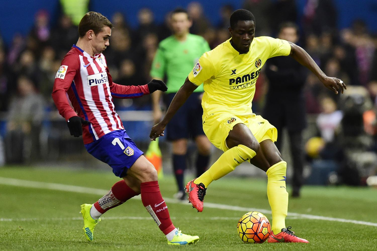 United have already splashed the cash to sign Villarreal's Eric Bailly for £30m
