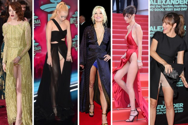 Celebrity Wardrobe Malfunctions Latest Photos And Sightings