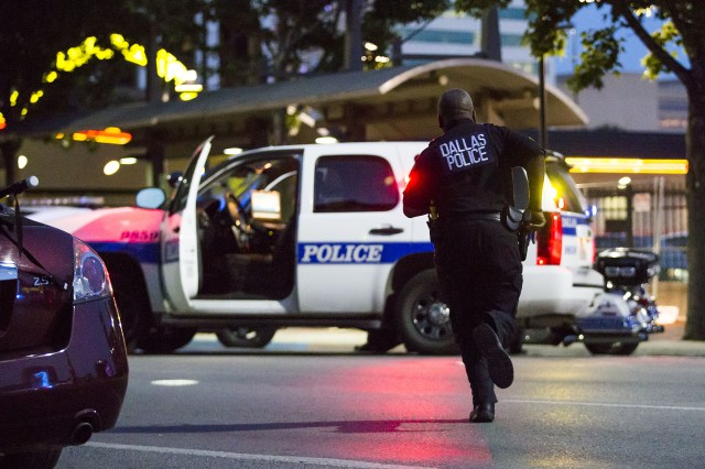 The shootings appeared to be coordinated and planned