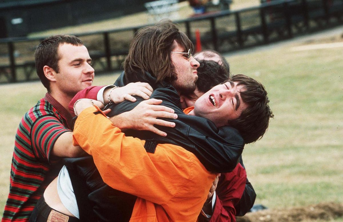 Image result for oasis knebworth