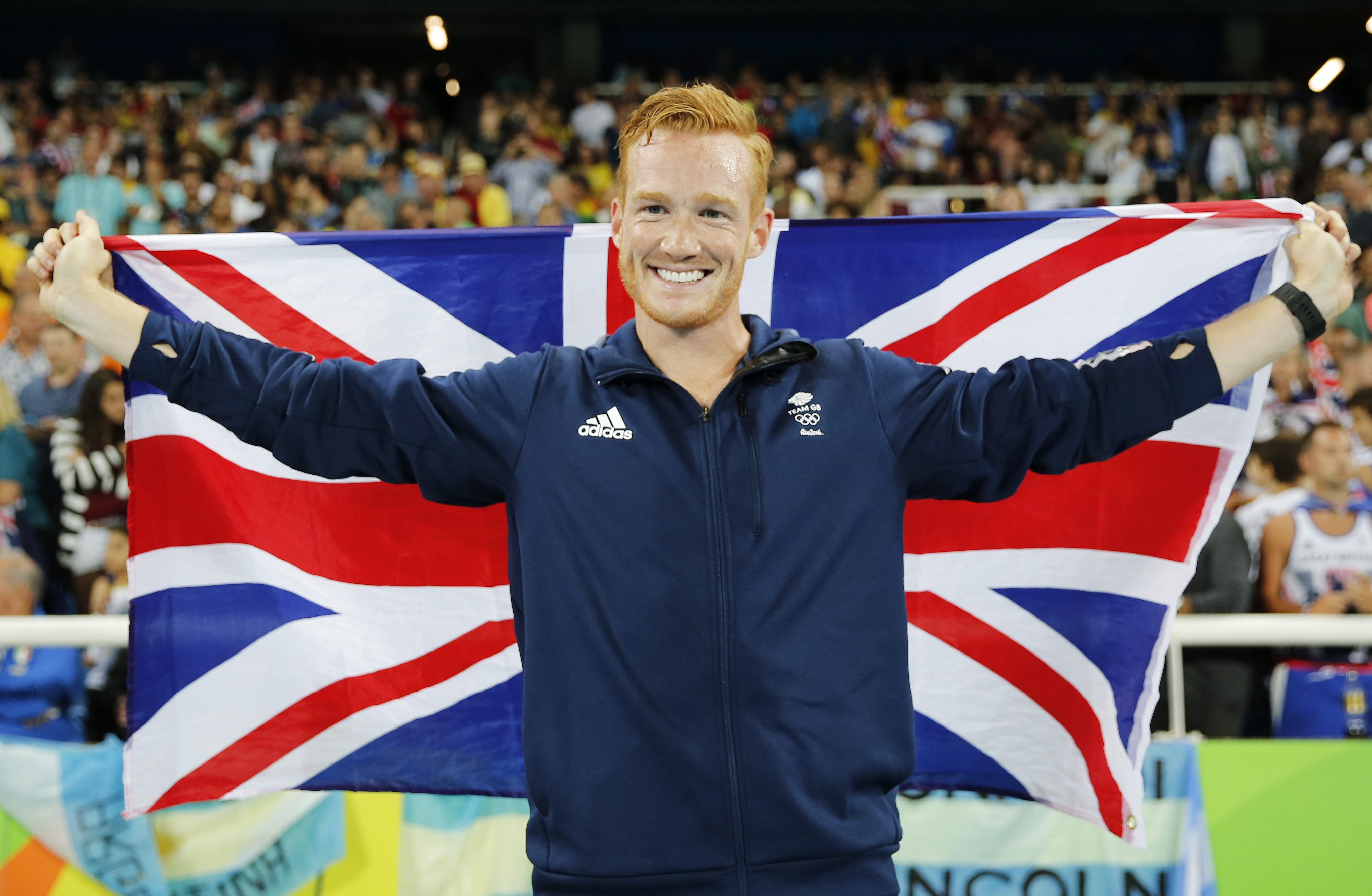 Greg Rutherford won the gold medal for Team GB on Super Saturday at the London 2012 Olympics