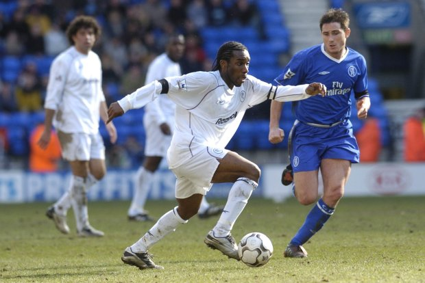 Iwobis uncle Jay-Jay Okocha is a Premier League legend