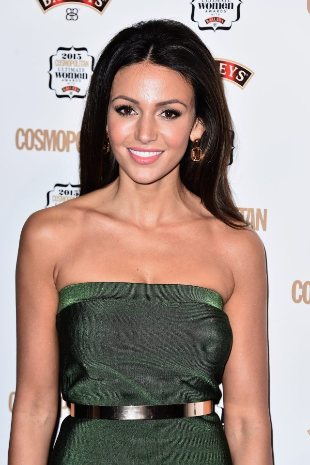 Michelle Keegan is a well-known British actress