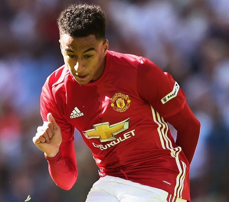 Jesse Lingard is one of the first United players who Mourinho seems to have lost faith in