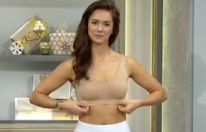 7a3f3edec0 Underwear ad wins fans online thanks to the model s embarrassing ...