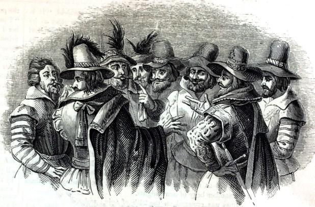 Bonfire Night is the celebration of foiling the plot to blow up the king in 1605