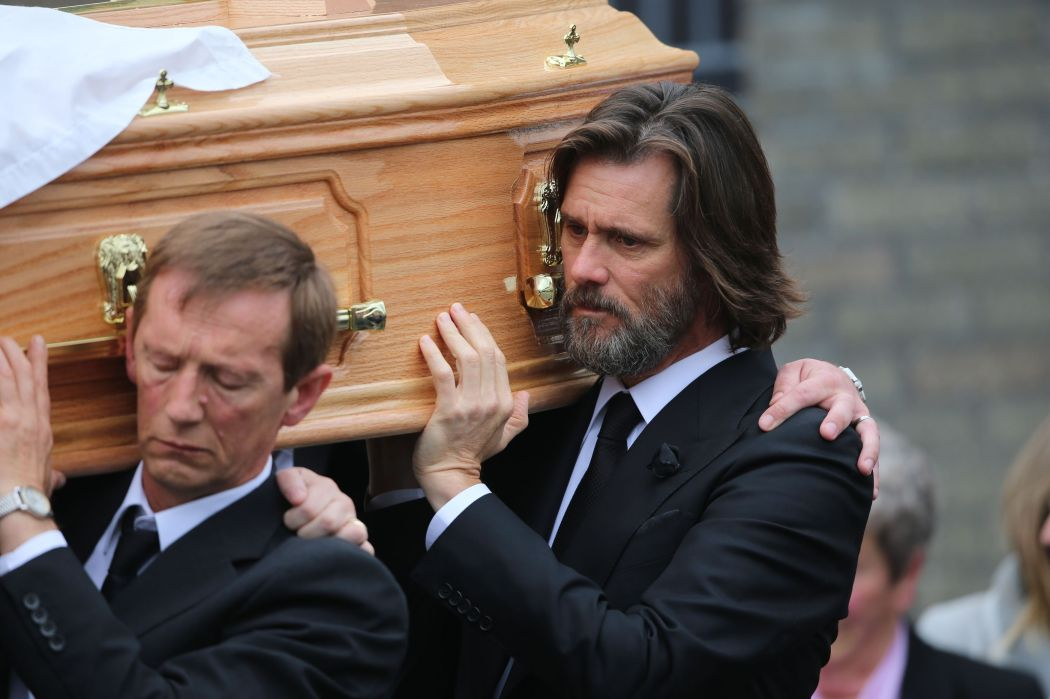 Image result for Family of Jim Carrey's ex-girlfriend suing him for her suicide; STD claims