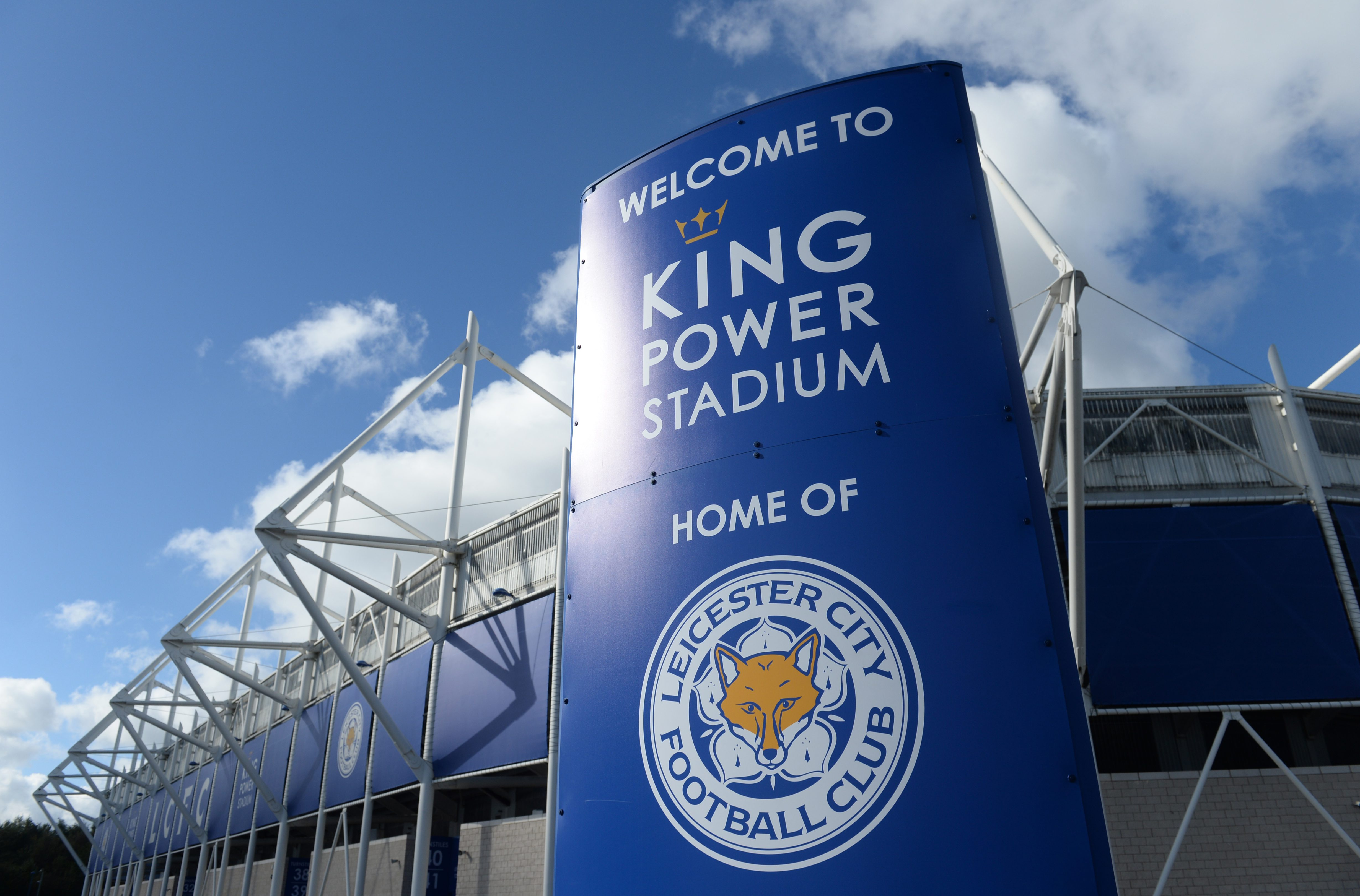 Image result for king power stadium