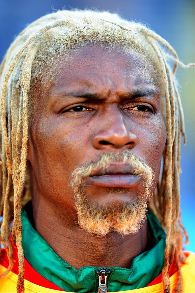 Rigobert Song captained Cameroon and played for Liverpool during his career