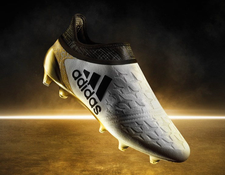 The Swede had switched to Adidas Ace for the Chelsea game