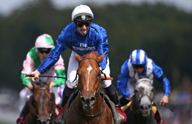 Dutch Connectionis one of three runners for Godolphin