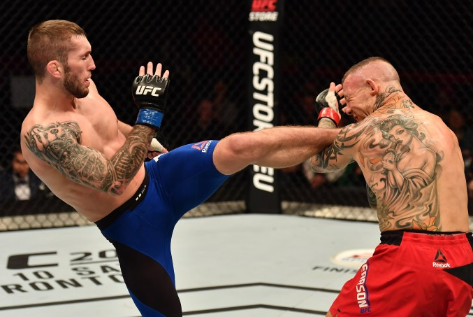 Image result for ufc belfast stevie ray vs pearson