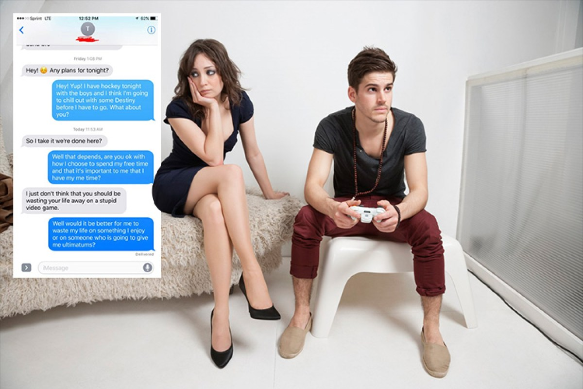 Sex games with boyfriend