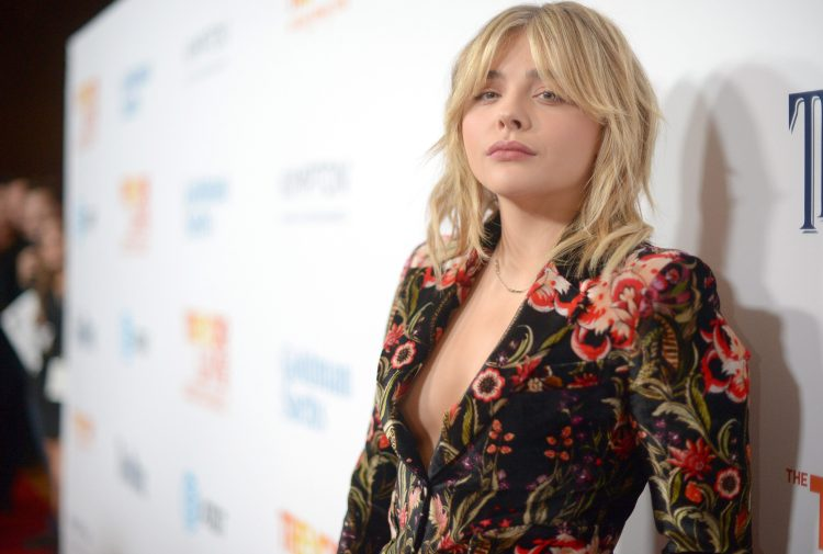 Bintang Hollywood cilik - Chloe Moretz. Image via The Sun UK.