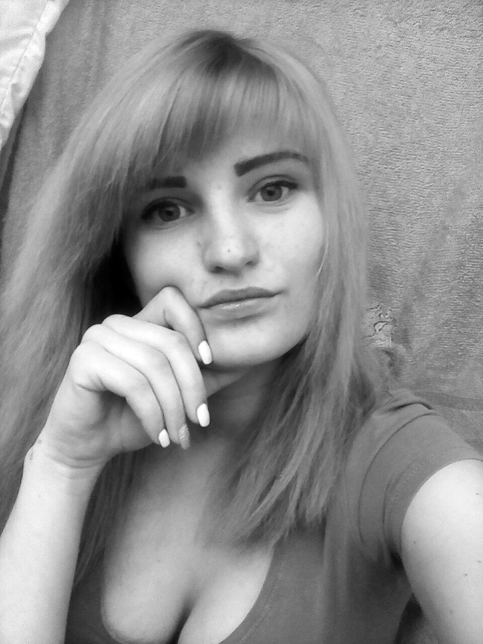Vladislava Podchapko, 20, is aid to have left her children alone in her flat for nine days