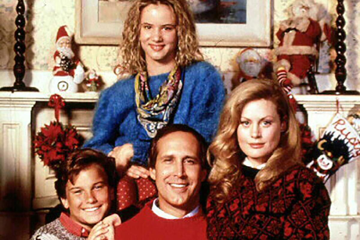 Christmas Vacation Ellen Hamilton Latzen.Remember The Kids From National Lampoon S Christmas Vacation