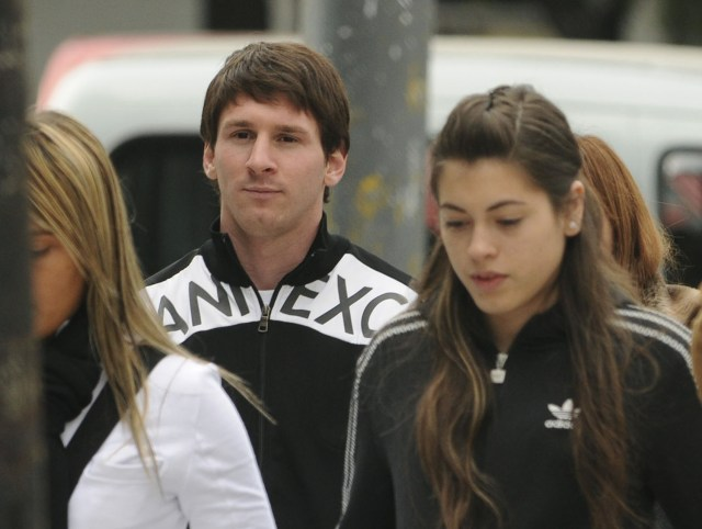 Image result for messi and antonella roccuzzo childhood