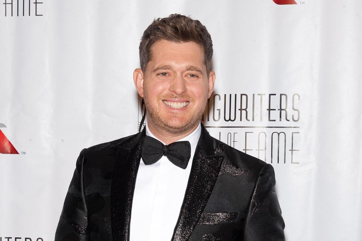 how old is michael buble what are his biggest hits whats his net worth and who is his wife