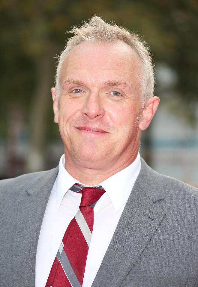 Greg Davies has gone from a teacher to a stand-up comic and actor