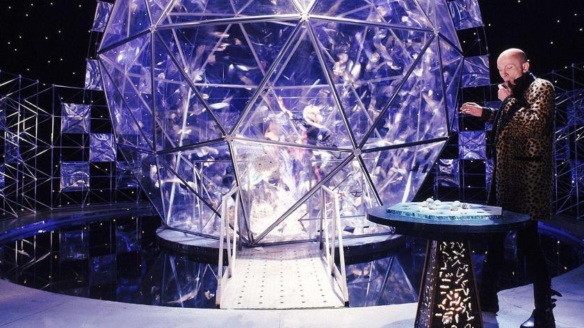 Image result for crystal maze