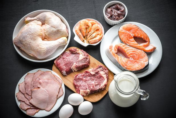 This diet is a low-carb, high-protein diet