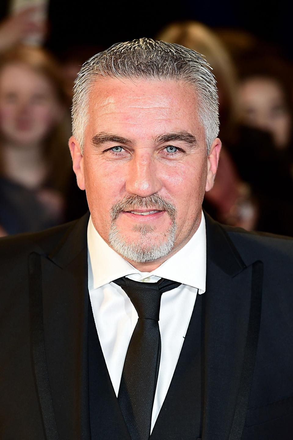 Paul Hollywood has a new set of co-stars