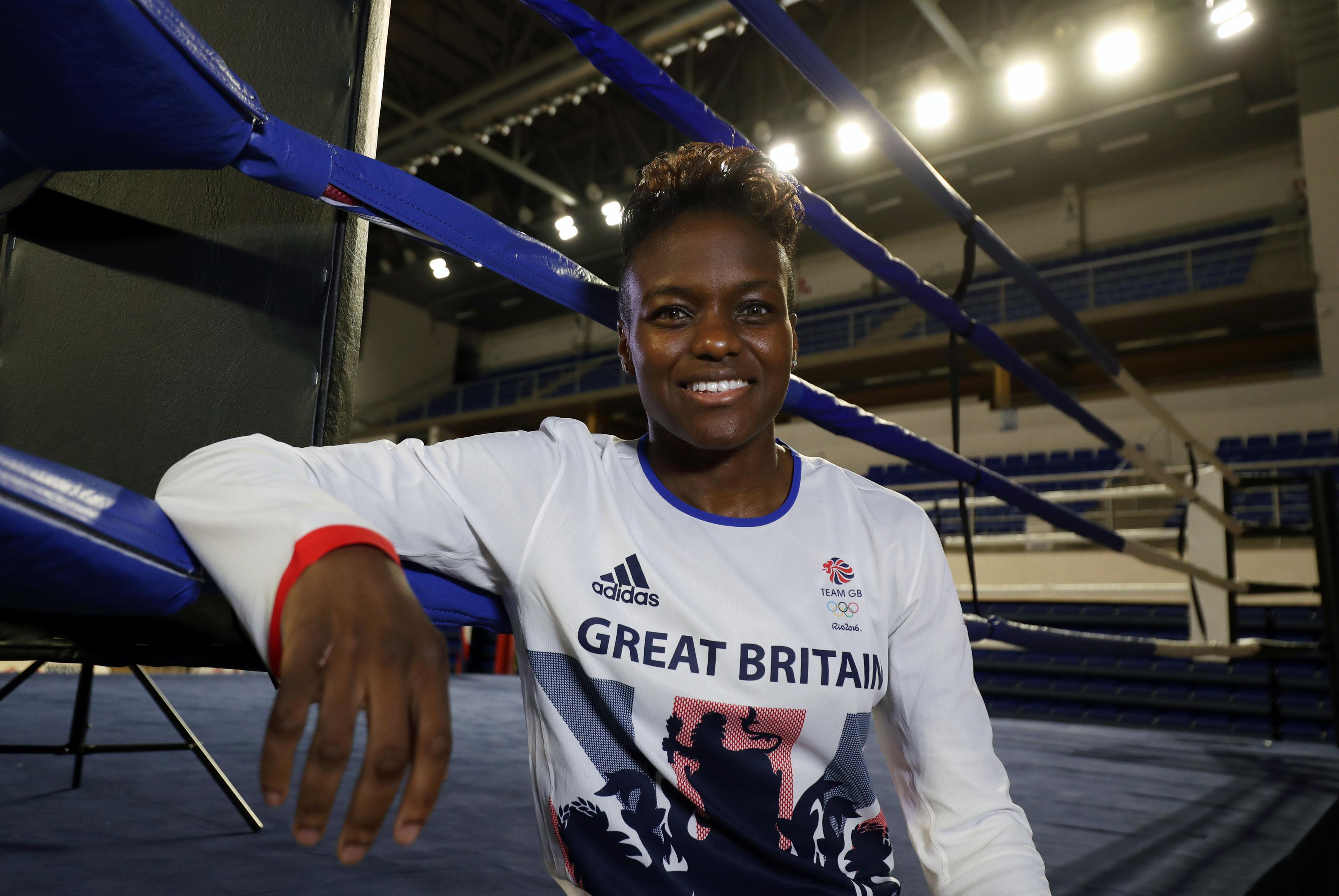 Nicola Adams turned pro after a phenomenal amateur boxing career