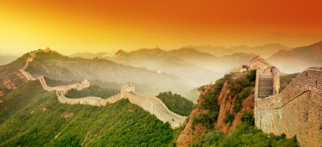 Image result for images of the great wall of china