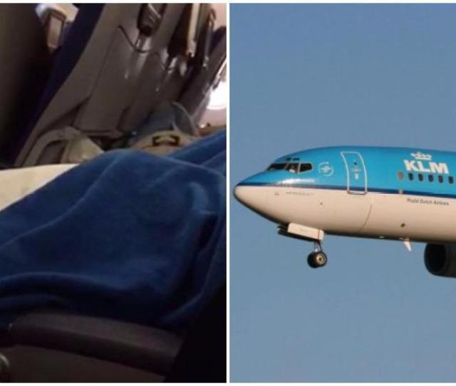 Plane Passenger Tells Of His Horror After Creep Performed Solo Sex Act Under A Blanket While Watching Gay Porn On Flight