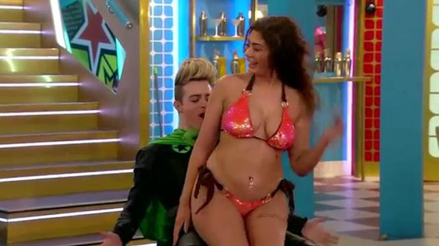 Naked Girls Big Brother