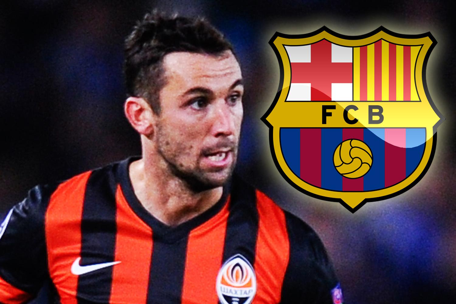 Barcelona transfer news Darijo Srna move to be decided this week
